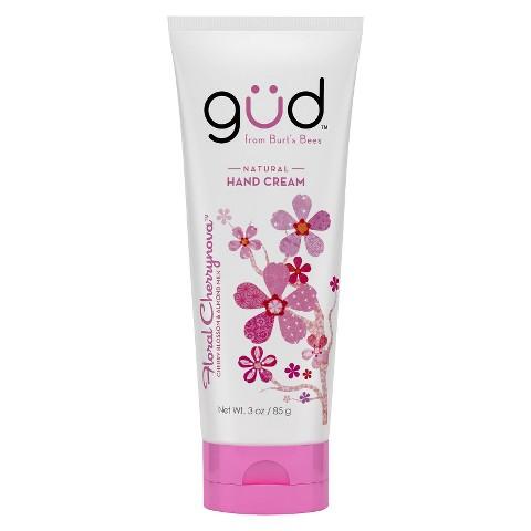 güd Floral Cherrynova Hand Cream - 3 oz