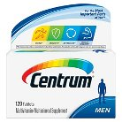 Centrum® Multivitamin and Multimineral Supplement Tablets For Men - 120 Count