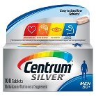 Centrum® Silver® Multivitamin and Multimineral Supplement Tablets  For Men 50 Above - 100 Count