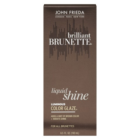 John Frieda Brunette Liquid Shine Glaze - 6.5 oz