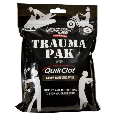 Tender Corporation Quikclot Trauma Pak 10oz