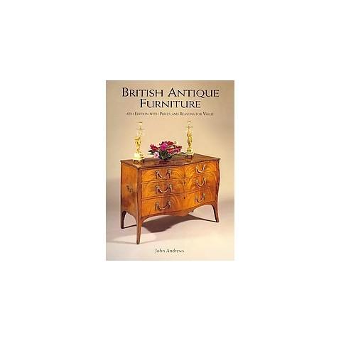 British Antique Furniture (Hardcover)