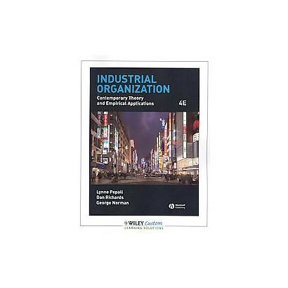 Industrial Organization (Paperback)