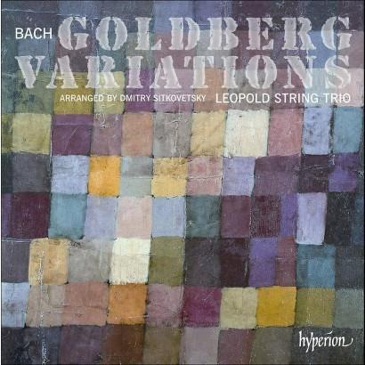 Bach/Sitkovetsky: Goldberg Variations