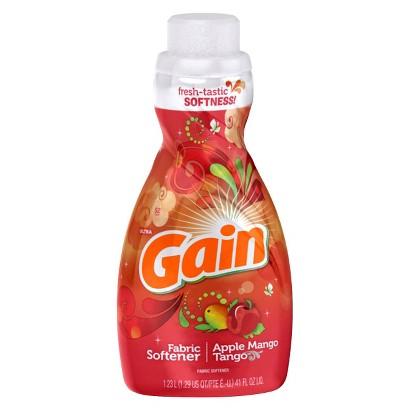 Gain® Apple Mango Tango Liquid Fabric Softener - 41floz