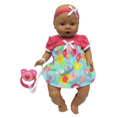 African American Starter Baby Doll