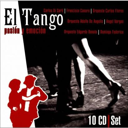 El Tango: Pasion y Emocion