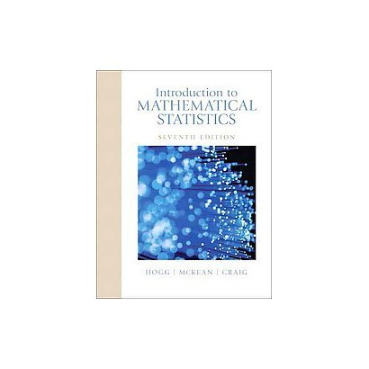 Introduction to Mathematical Statistics (Hardcover)