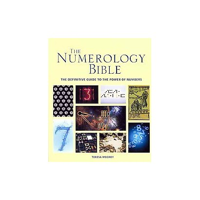 The Numerology Bible (Paperback)