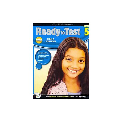 Ready to Test, Grade 5 (Paperback)
