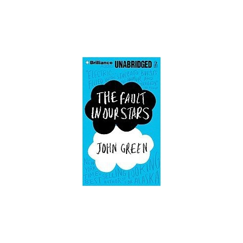 The Fault in Our Stars (Unabridged) (Compact Disc)