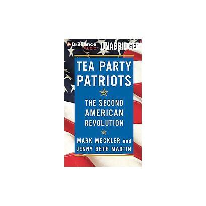 Tea Party Patriots (Unabridged) (Compact Disc)