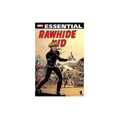 Essential Rawhide Kid 1 (Paperback)