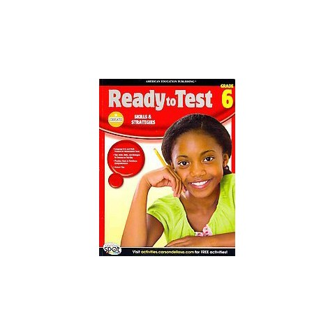 Ready to Test, Grade 6 (Paperback)