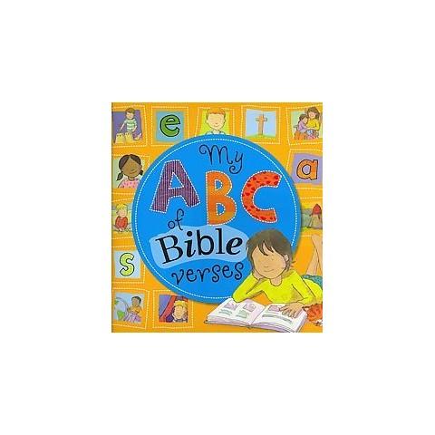 My ABC of Bible Verses (Board)