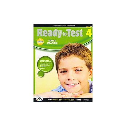 Ready to Test, Grade 4 (Paperback)