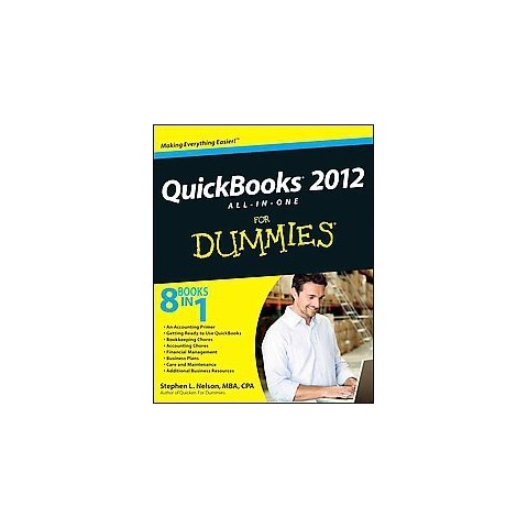 QuickBooks 2012 All-In-One for Dummies (Paperback)