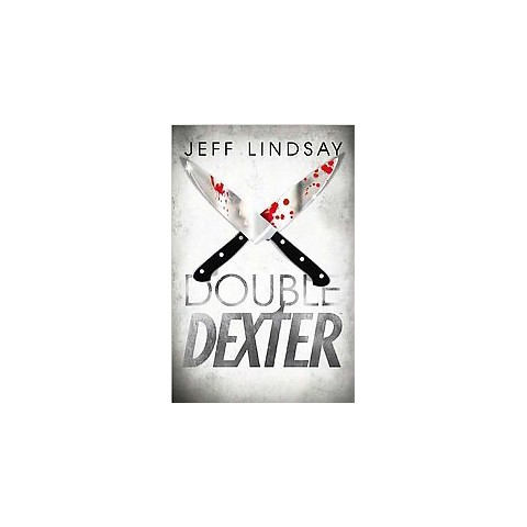 Double Dexter (Large Print) (Hardcover)