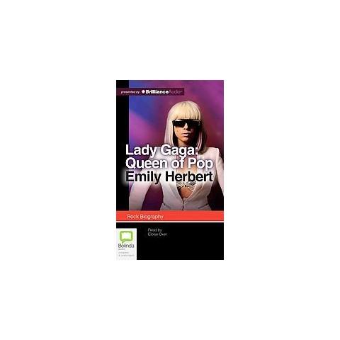 Lady Gaga (Unabridged) (Compact Disc)
