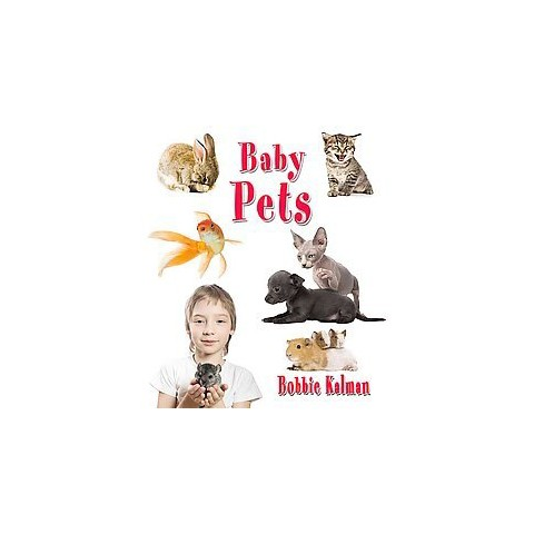 Baby Pets (Paperback)