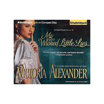 My Wicked Little Lies (Unabridged) (Compact Disc)