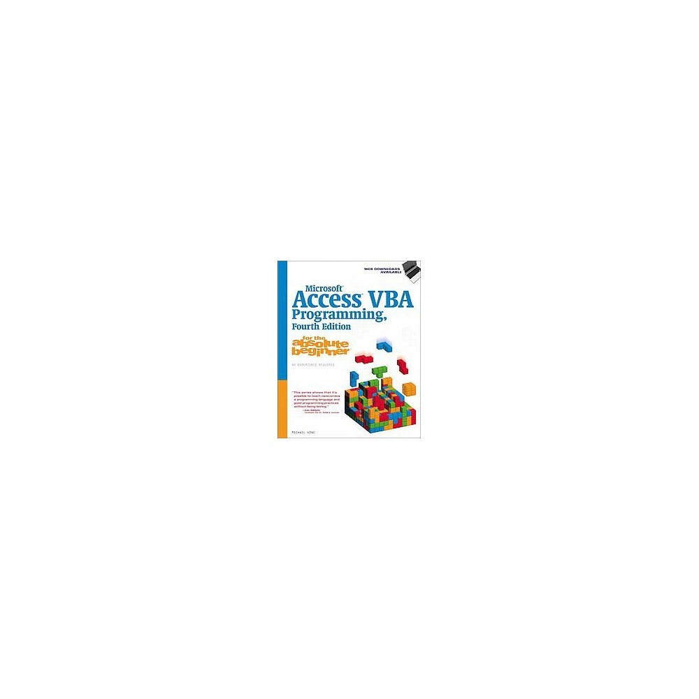Microsoft Access Intro to VBA Programming - YouTube
