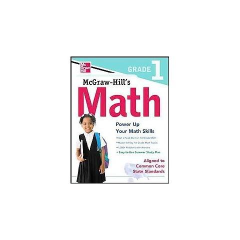Mcgraw-hill Math Grade 1 (Paperback)