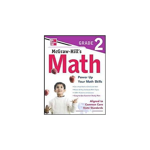 Mcgraw-hill Math Grade 2 (Paperback)