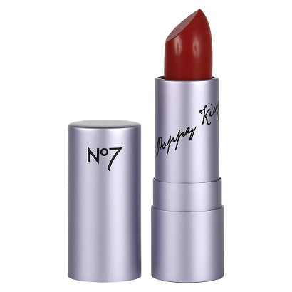 Boots No7 Poppy King Lipstick