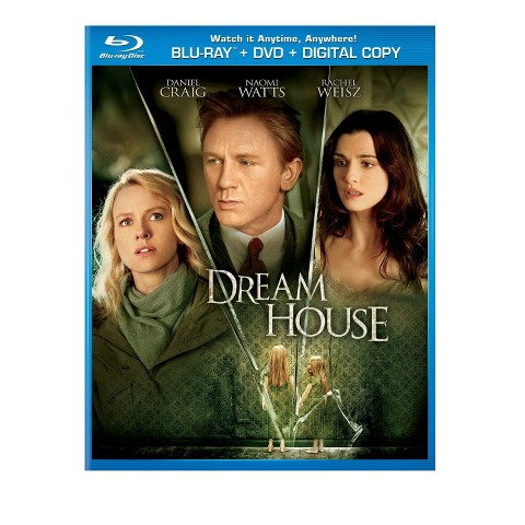 Dream House (2 Discs) (Includes Digital Copy) (UltraViolet) (Blu-ray/DVD) (W) (Widescreen)