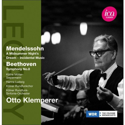 Mendelssohn: A Midsummer Night's Dream; Beethoven: Symphony No. 8