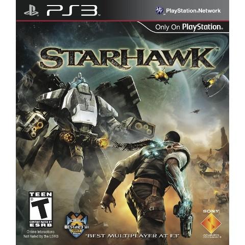 Starhawk (PlayStation 3)