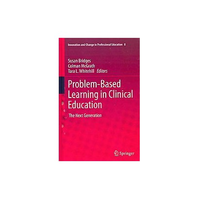 Problem-based Learning in Clinical Education (Hardcover)