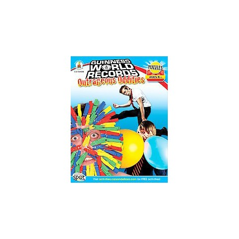 Guinness World Records Outrageous Oddities (Paperback)
