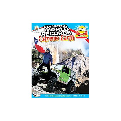 Guinness World Records Extreme Earth (Paperback)