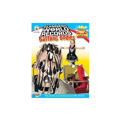 Guinness World Records Baffling Bodies (Paperback)