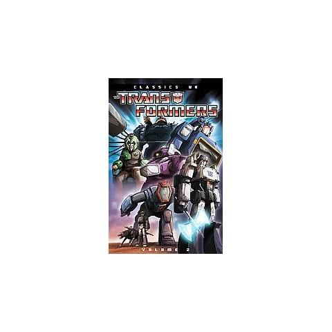 The Transformers Classics UK 2 (Paperback)