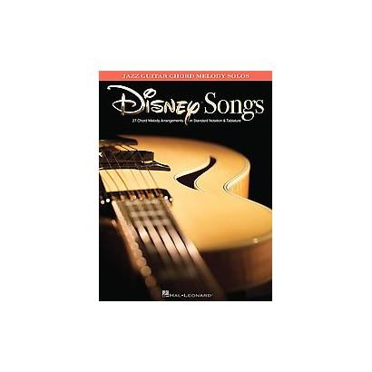 Disney Songs (Paperback)