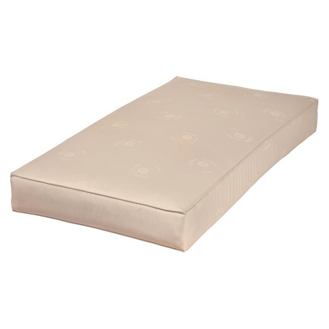Sealy Nature Couture Cotton Bliss 2-Stage Crib Mattress