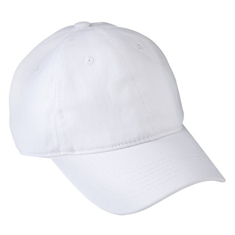 Xhilaration® Baseball Cap - White