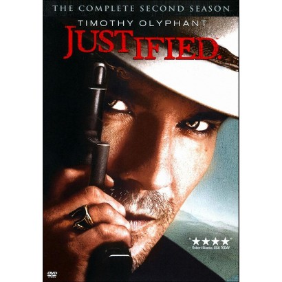 Justified: The Complete Second Season (3 Discs)