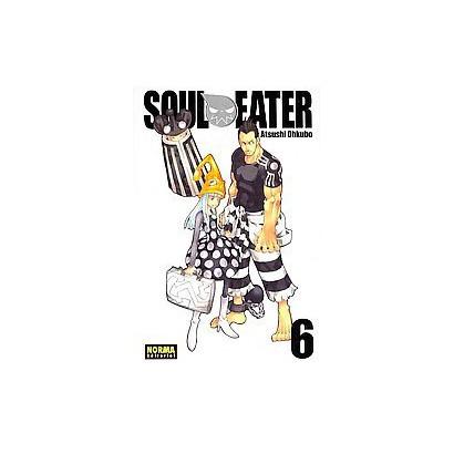 Soul Eater 6 (Paperback)