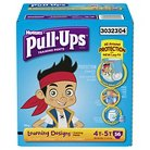 Pull-Ups® Training Pants with Learning Designs® for Boys Giga Pack (Select Size)