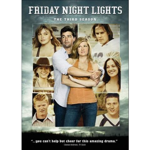 Friday Night Lights: The Third Season (4 Discs)