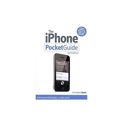 The iPhone Pocket Guide (Paperback)