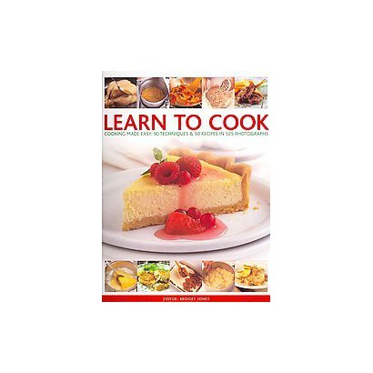 Learn to Cook (Paperback)
