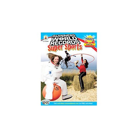 Guinness World Records Super Sports (Paperback)