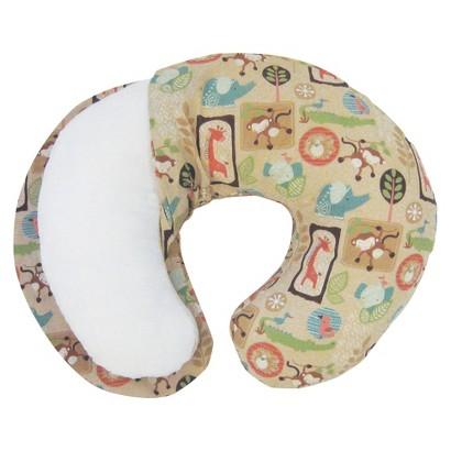 Boppy Fabric Slipcover for Nursing Pillow - Tan Jungle Patch