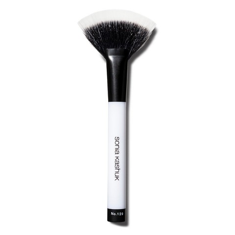 Sonia Kashuk® Core Tools Duo Fibre Fan Brush - No 129
