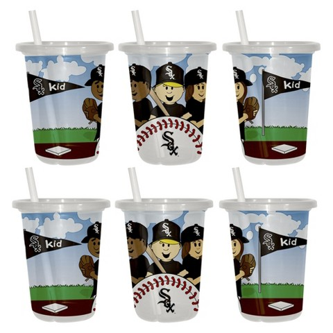 White Sox 2pk Sip&Go 10oz